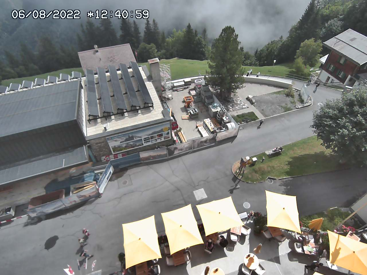 Mürren Webcam 2