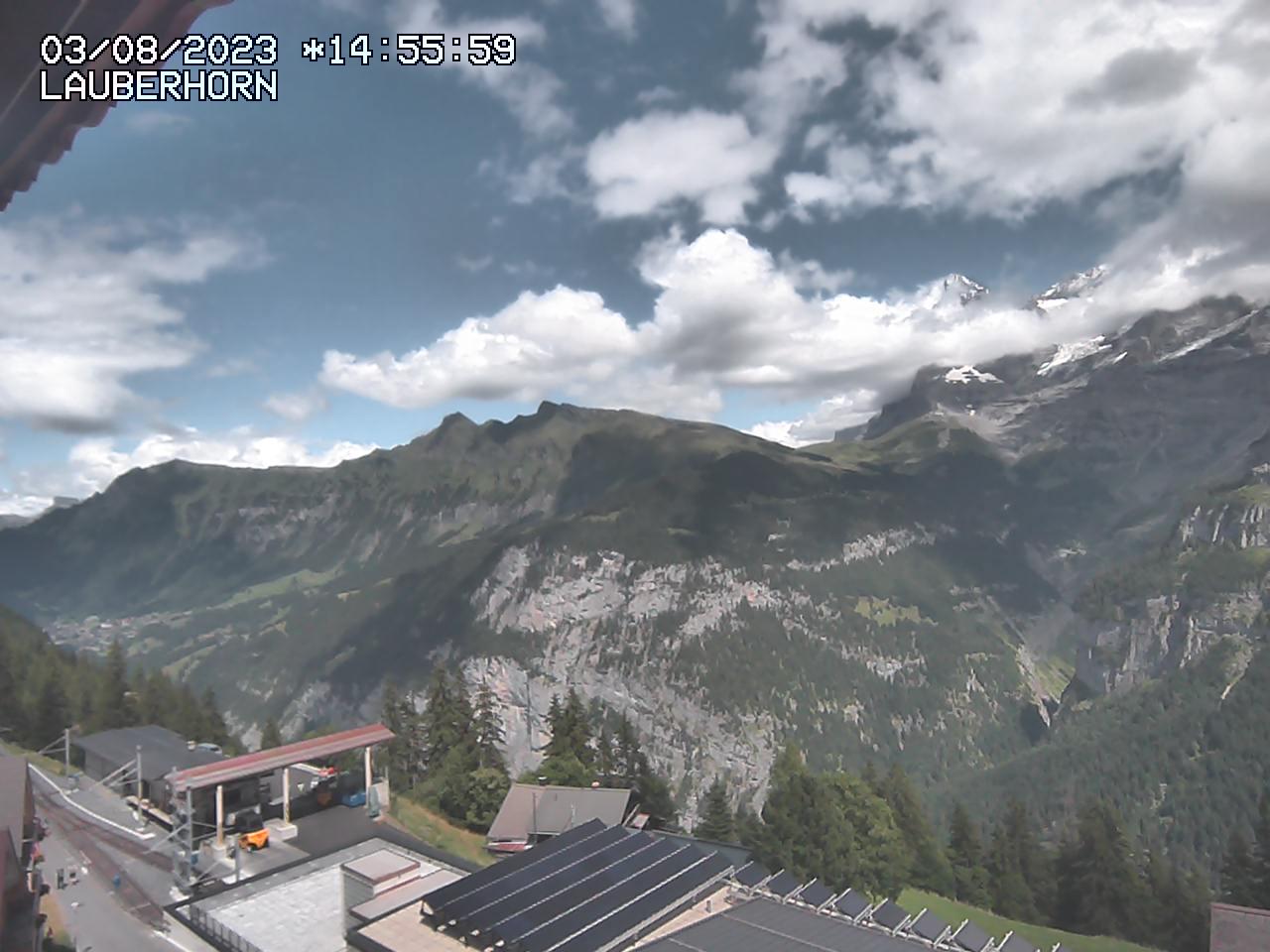Mürren - Eiger Panorama